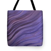 Ripples In The Sand Tote Bag by Judy M Watts-Rohanna