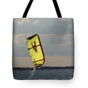 Rise From The Depths Tote Bag