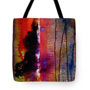 Rising To The Challenge Tote Bag