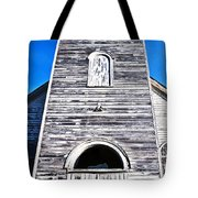 Rising To The Sky Tote Bag