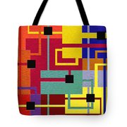 Risky Tote Bag by Ely Arsha