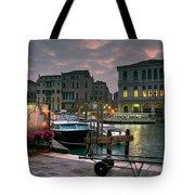 Riva Del Vin. Venezia Tote Bag
