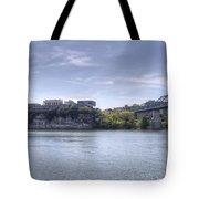 River Bluff Tote Bag