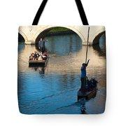 River Cam Traffic Tote Bag