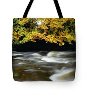 River Camcor Tote Bag