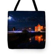 River Canard Tote Bag