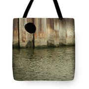 River In The City 1 Tote Bag