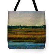 River Of Grass Tote Bag