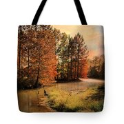 River Of Hope Tote Bag by Jai Johnson