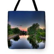 River Or Harbour Tote Bag