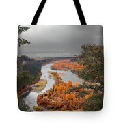 River Overlook Tote Bag