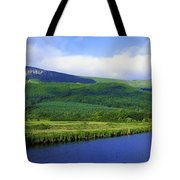 River Roe, Binevenagh, Co Derry Tote Bag