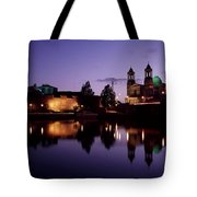 River Shannon, Athlone, County Tote Bag