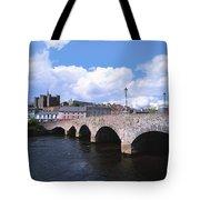 River Slaney, Enniscorthy, Co Wexford Tote Bag