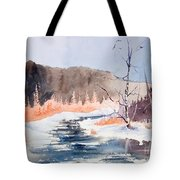 River Valley Tote Bag