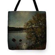 Rivers Thoughts  Tote Bag