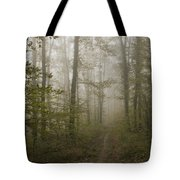 Road Of Insecurity Tote Bag