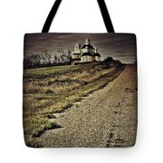 Road Of Prayers Tote Bag