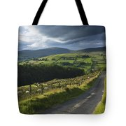 Road Through Glenelly Valley, County Tote Bag