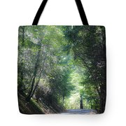 Road To Apple Hill Tote Bag