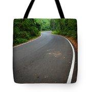 Road To Destiny Tote Bag