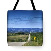 Road To The Valley Tote Bag