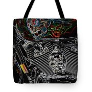Road Warrior Tote Bag