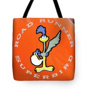 Roadrunner Tote Bag
