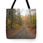 Roads Less Traveled Tote Bag