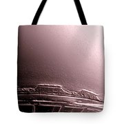 Roads To The Mesas Tote Bag by Lenore Senior