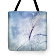 Roadside Blues Tote Bag by Priska Wettstein