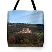 Roadside Castle Tote Bag
