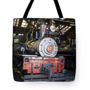Roaring Camp West Side Shay Tote Bag