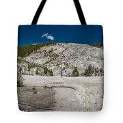 Roaring Mountain Panorama Tote Bag