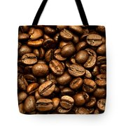 Roasted Coffee Beans Tote Bag