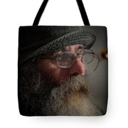 Rob And The Door Knob Tote Bag