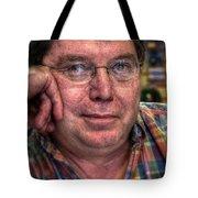 Rob At Work Tote Bag