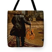 Rob Everest Tote Bag
