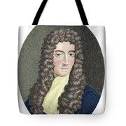 Robert Boyle, British Chemist Tote Bag