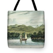Robert Fultons Clermont Tote Bag