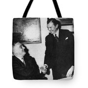 Robert H. Jackson (1892-1954) Tote Bag