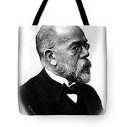 Robert Koch, German Microbiologist Tote Bag