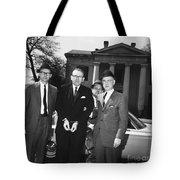 Robert Lee Johnson Tote Bag