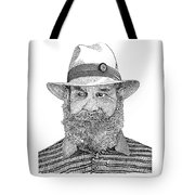 Roberto Villa Real Tote Bag by Jack Pumphrey