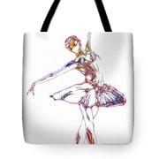 Robot Diva Tote Bag