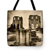 Roche Abbey Tote Bag