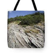 Rock And Sky Tote Bag