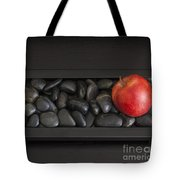 Rock Apple Tote Bag