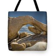 Rock Arch Near Joshua Tree No 0294 Tote Bag