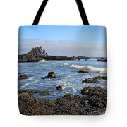 Rock Beach Tote Bag